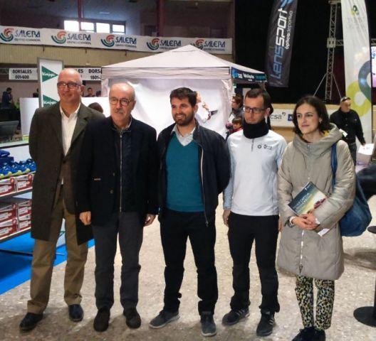 La 'Expomaratón' da el pistoletazo de salida al fin de semana del 'running' en Castellón