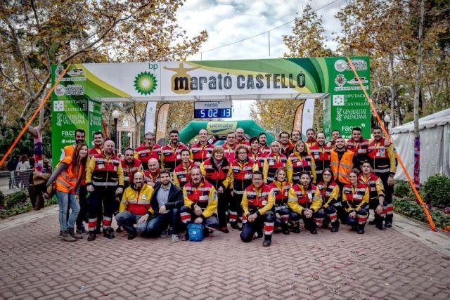 El VII Marató BP Castelló mima la seguridad
