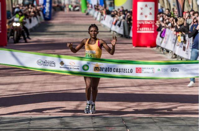 Girma se impone en la VII Marató BP Castelló