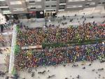Agradecimiento a todos los que hacen posible el Marató BP Castelló