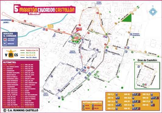 plano maraton